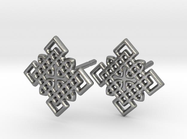 Celtic Cross Pattern Posts