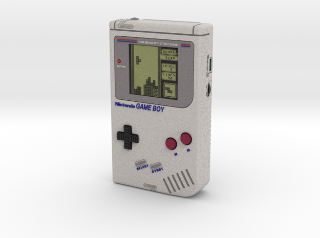 1:6 Nintendo Gameboy (On)