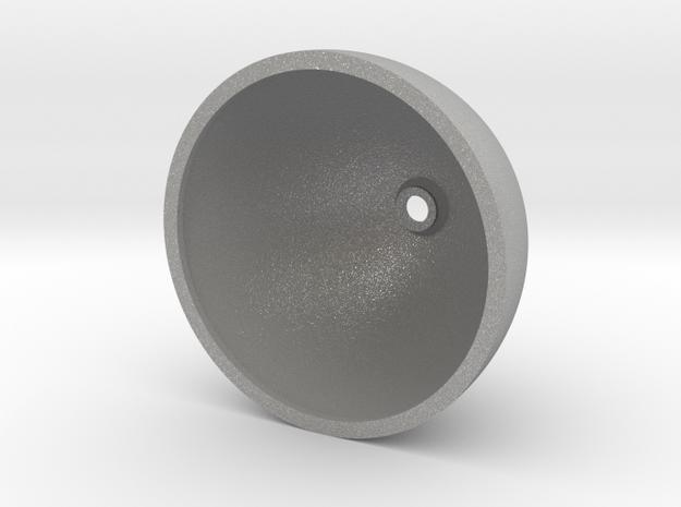 Spinner 90mm in Aluminum