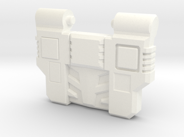 Reckless Driver's G1 Chest Plate v2