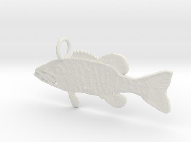 fish sea in White Natural Versatile Plastic