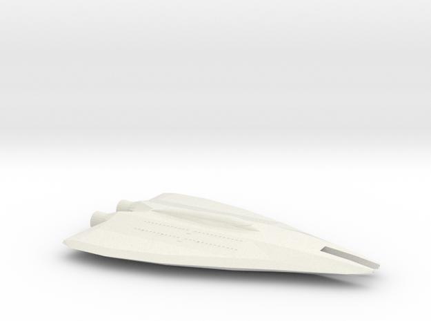 Aurora-class Starliner in White Natural Versatile Plastic