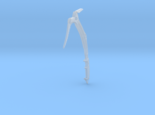 DMM Rebel Ice Axe (1:6) in Smooth Fine Detail Plastic