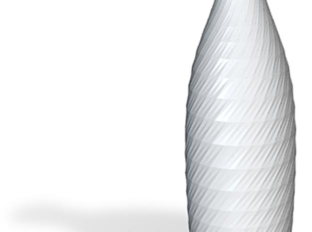water bottle full sized 2 3d printed
