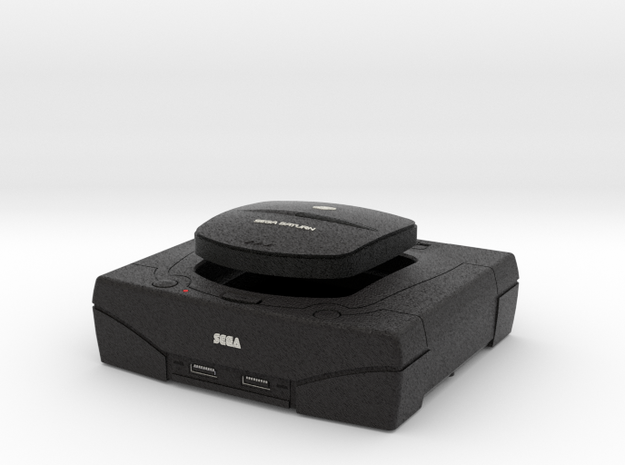 1:6 Sega Saturn (Black)