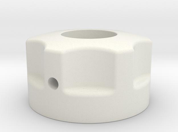 A90-Atlantic Centre Switch in White Natural Versatile Plastic