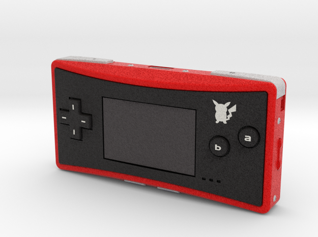 1:6 Nintendo Game Boy Micro (Pokemon)