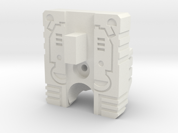 Titan Head Adapter for CW Ironhide/Red Alert