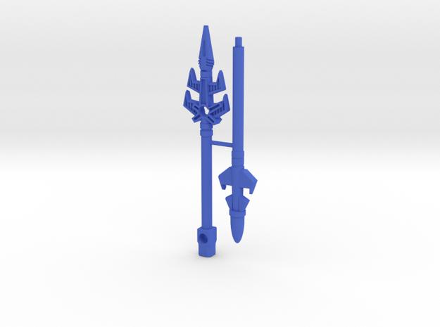 Black Zarak Spear, 8 inch, 5mm grips