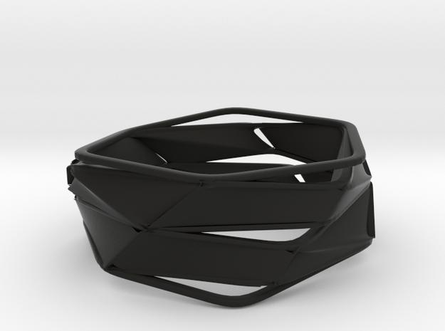 Vixen (size xs) in Black Natural Versatile Plastic