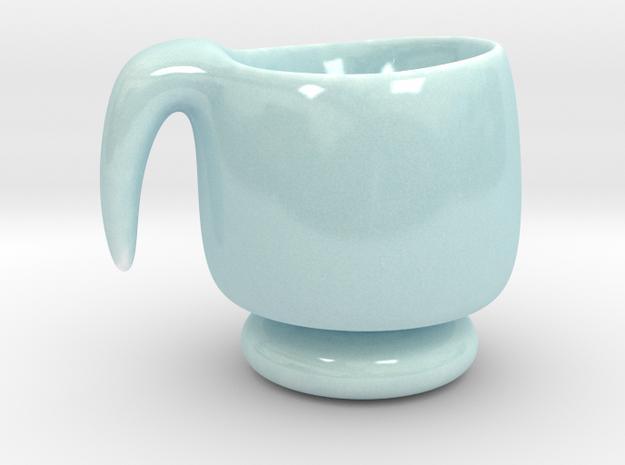 Avenir Mug in Gloss Celadon Green Porcelain