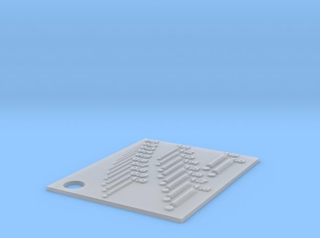 IC DesignerTools in Smoothest Fine Detail Plastic