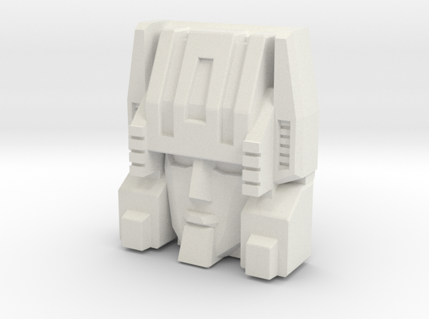 Cerebros, Toy Style (Titans Return) in White Natural Versatile Plastic