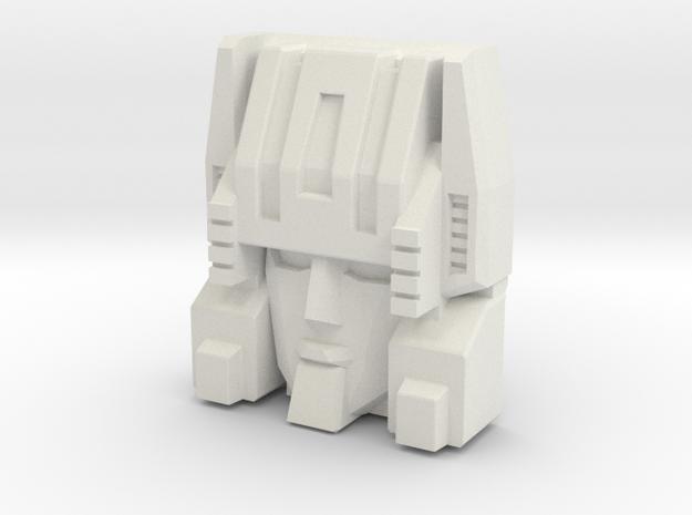 Cerebros, Toy Style (Titans Return) in White Natural Versatile Plastic