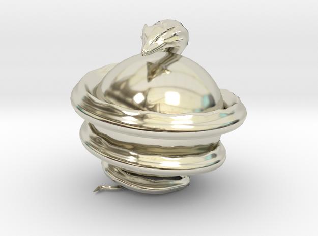 World Serpent 3d printed