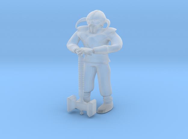 Dwarf1 3d printed