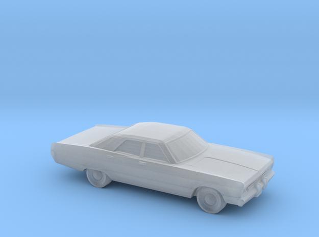 1/120 2X 1969 Plymouth Fury Sedan
