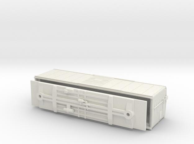TT Scale PRR X29B Fine Details Just Model