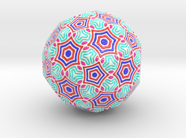 C-so2 in Glossy Full Color Sandstone