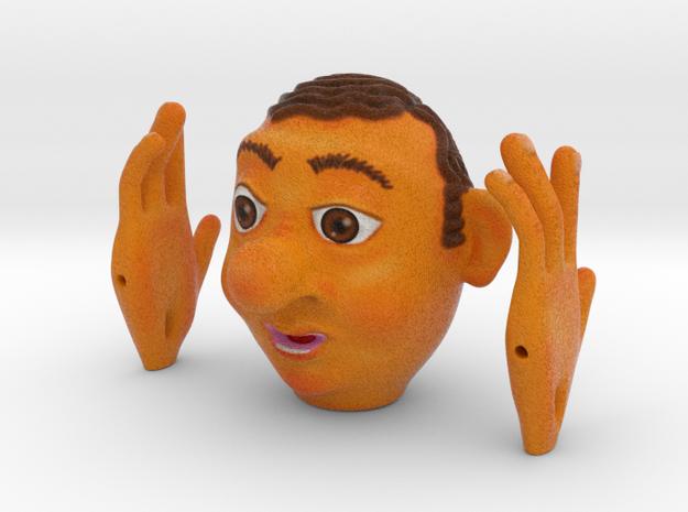 Puppet 001 in Full Color Sandstone