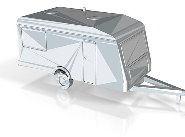 Wohnwagen Modern Spur N 3d printed