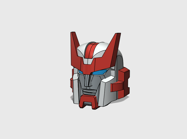 """Chief Medical Officer Head """"MTMTE"""" Mk.2"""