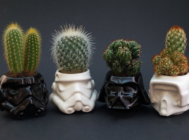 Star Wars Totem Cups