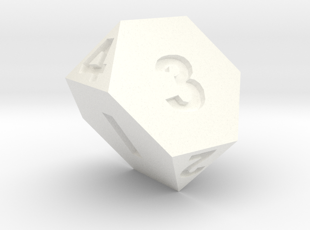 d4 Truncated Tetrahedron X2