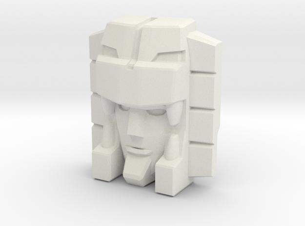 Deathcobra Face (Titans Return)