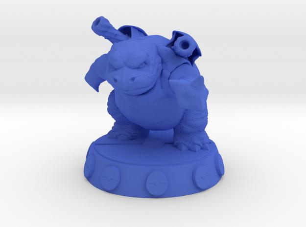 Realistic Blastoise Fan Sculpt