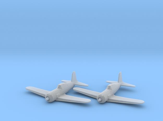 Vultee P-66 'Vanguard' 1:200 x2 FUD in Smooth Fine Detail Plastic