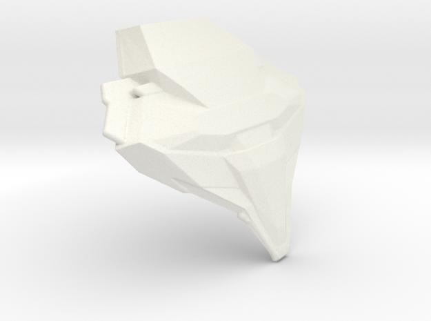 Ignete Craft in White Natural Versatile Plastic