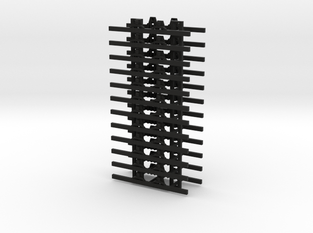 OO9 Underframe 3ft wb x`12 3d printed