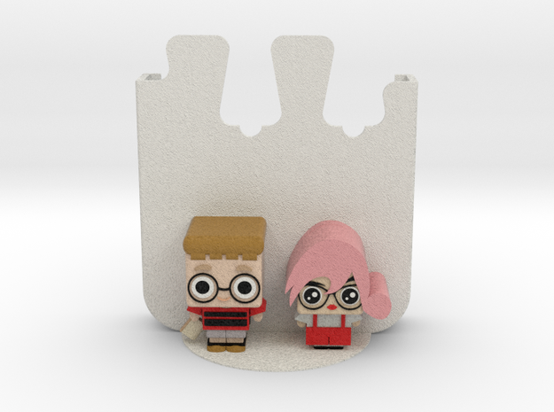 Phone Holder (Couple)