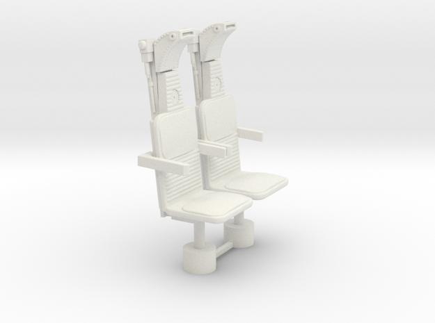 1/18 COCKPIT NAVIGATOR SEATS