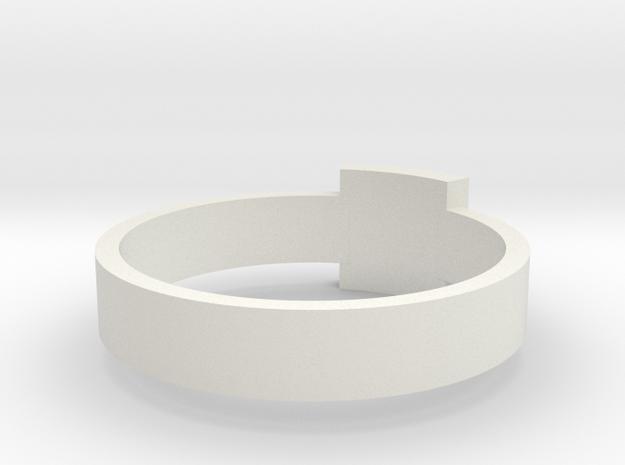 Model-1e064e87db6e0fc24ccee157973b6381 in White Natural Versatile Plastic