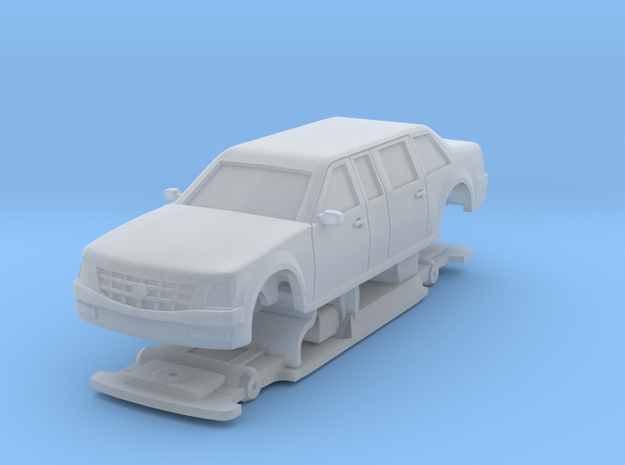 """1/87 Scale Presidential Limo """"The BEAST"""""""