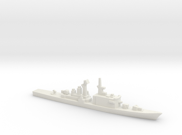 Tachikaze-class destroyer, 1/3000 in White Strong & Flexible