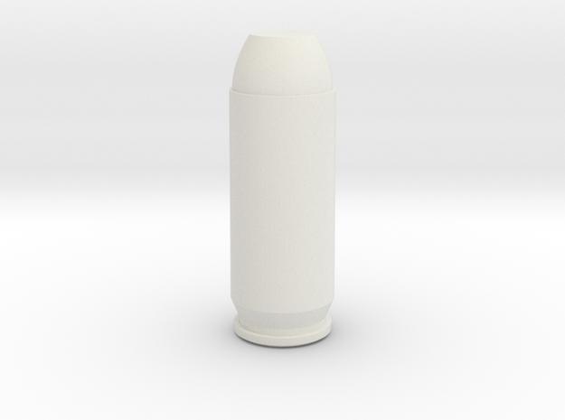 .50 AE in White Natural Versatile Plastic