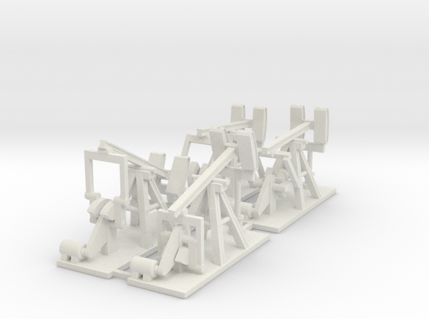 1/300 Oil Well Pumpjack