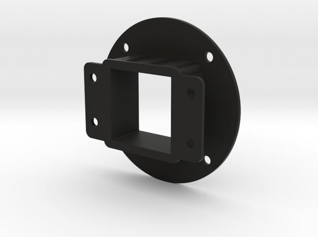 NA6C Apexi AFM adapter in Black Strong & Flexible