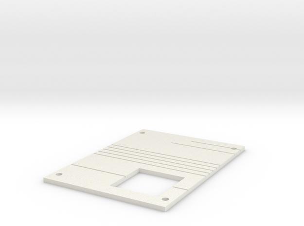 LPA NN-14 Right Panel in White Natural Versatile Plastic