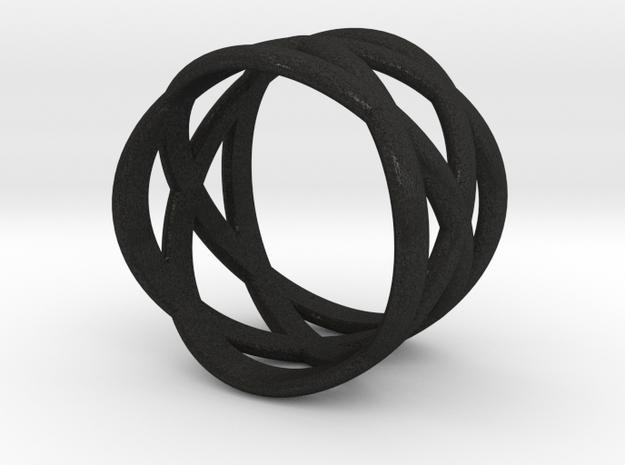 Twin Orbit 3d printed