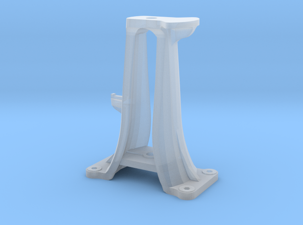 HO CPR Switchstand - bulkier version in Smoothest Fine Detail Plastic