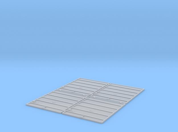 TT Scale 8' Superior Doors