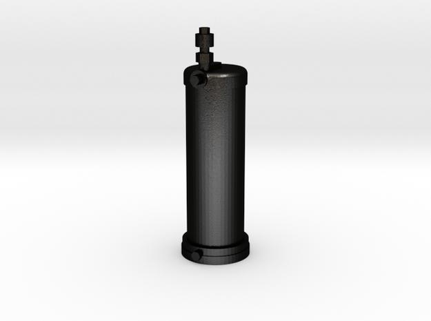 Pumpenupgrade II V2 in Matte Black Steel