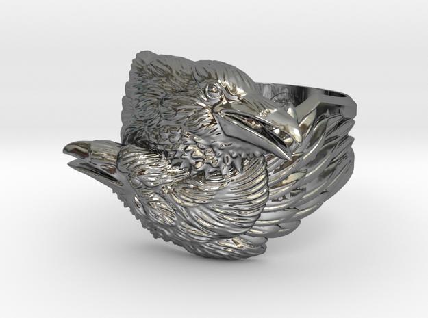 Two Ravens Ring