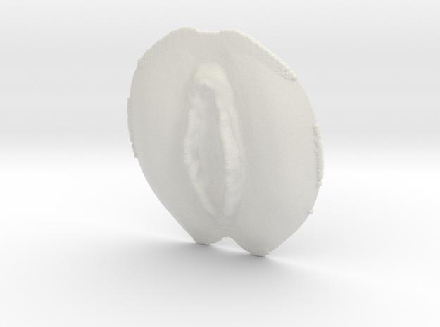 Vaginal Poker Chip