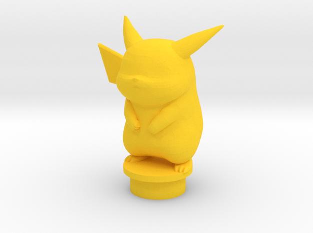 Custom Pikachu Inspired Lego