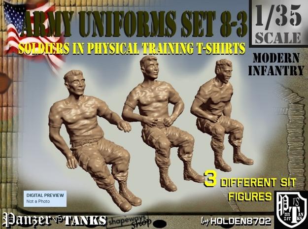 1-35 US Army Ph Tr SET 8-3
